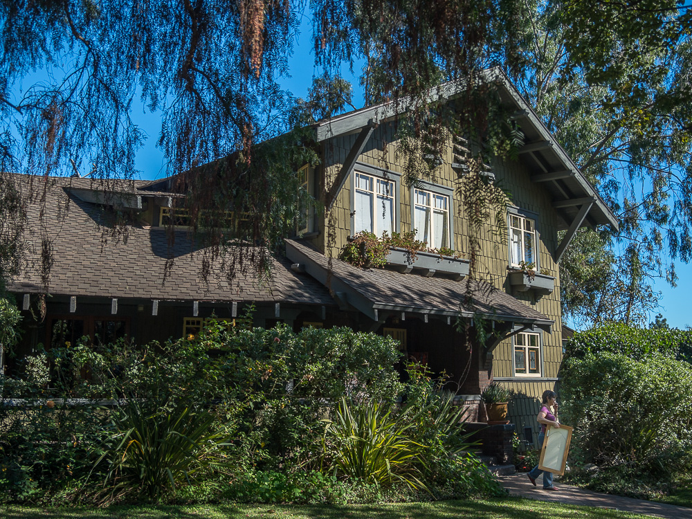 Historic home, Mt. Washington, Los Angeles, CA