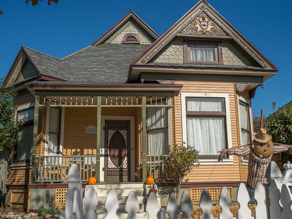 Historic home, Garvanza, Los Angeles, CA