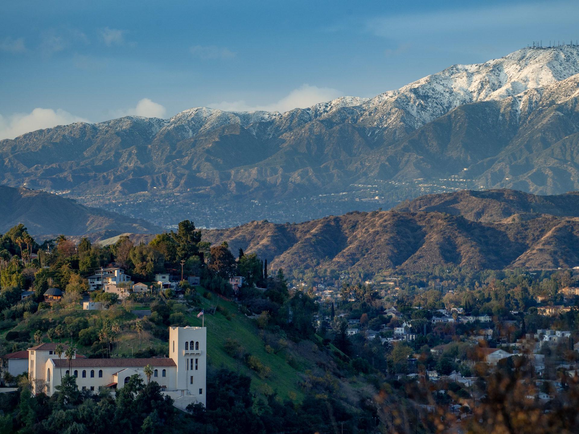 Mt Washington, Los Angeles, CA