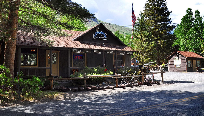 Silver Lake Resort June Lake Ca 0