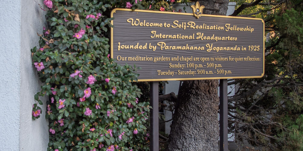 Self-Realization Fellowship, Mt. Washington, Los Angeles, CA